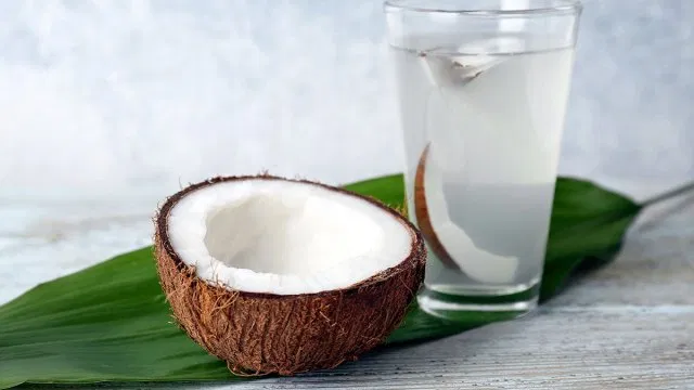 coconut water toner