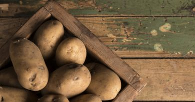 potato dark spots pigmentation