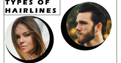 9 Different Hairline Types in Men and Women