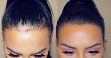 cover-receding-hairline-with-makeup