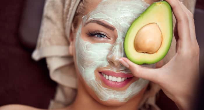 Avocado and Shea butter Face Pack