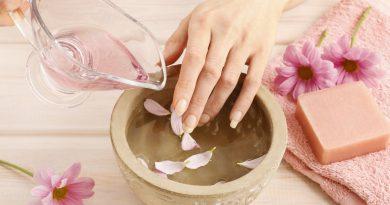 DIY Nail Treatment At Home