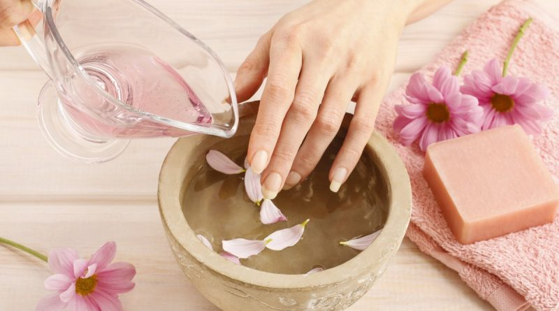 DIY Nail Treatment At Home