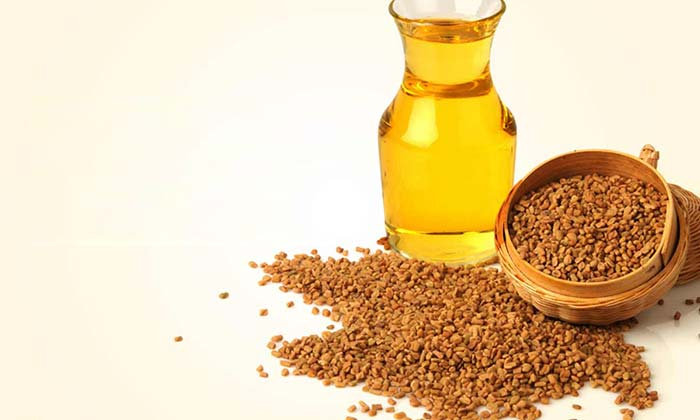 Mustard Oil and Fenugreek Seeds for hair