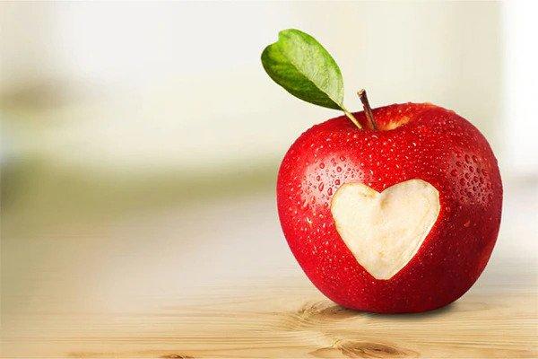 apple benefits for skin