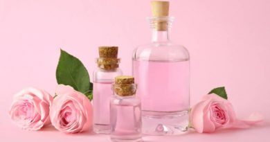 best rose water india