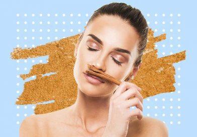 Cinnamon Face Mask: It Burns But It's Worth