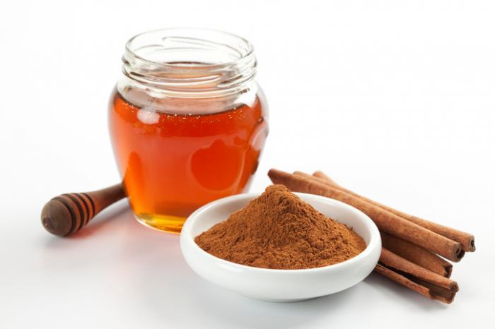 cinnamon honey face mask