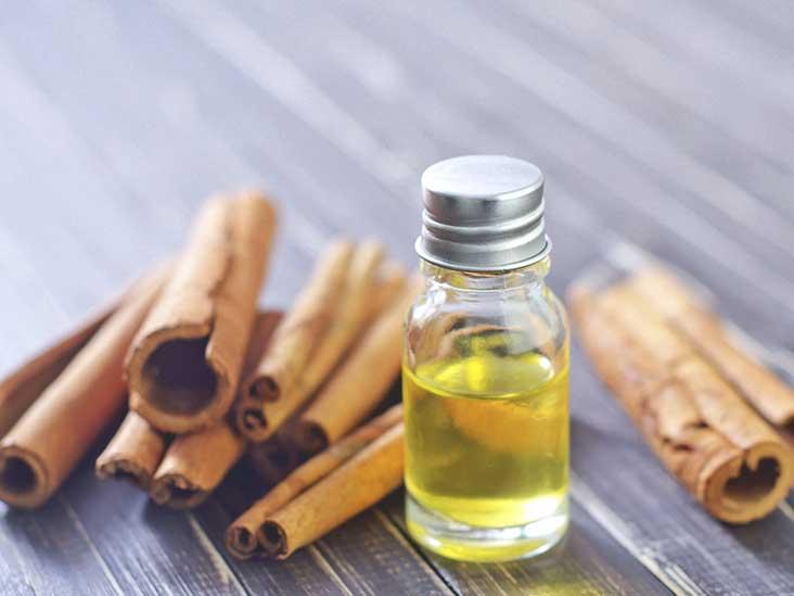 cinnamon olive oil mask