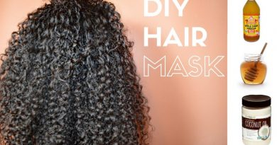diy curly hair mask