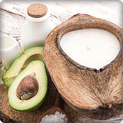 Avocado & Coconut Milk Pack