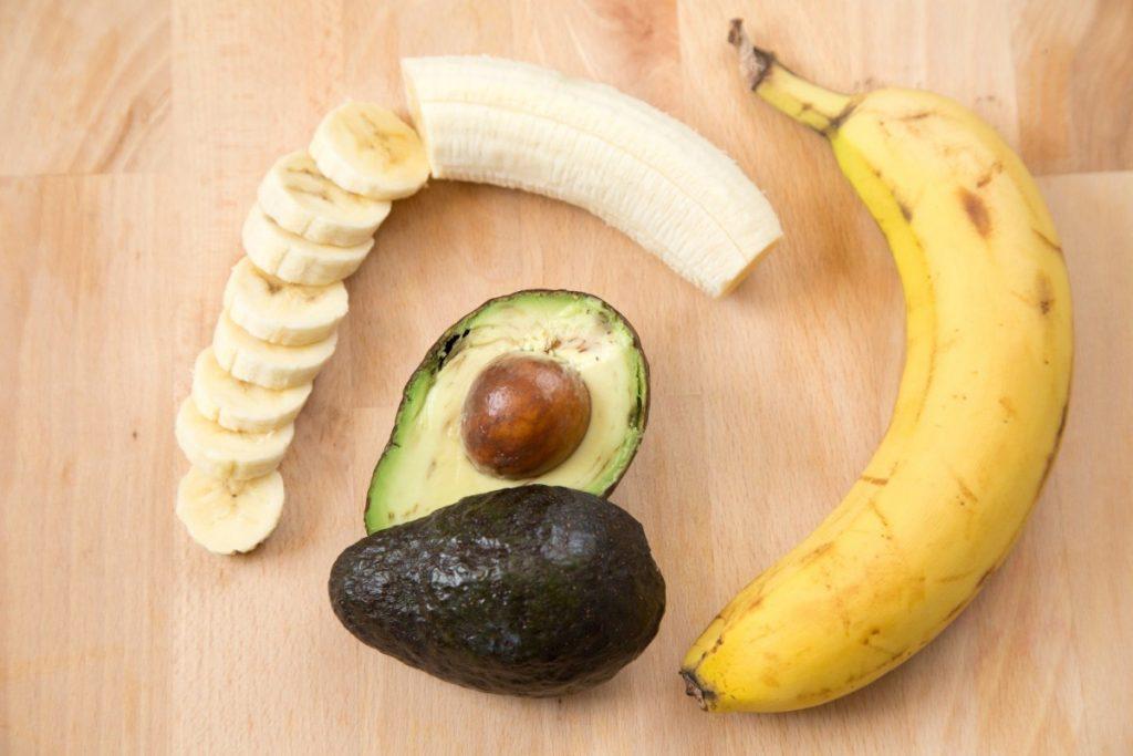 Banana & Avocado Hair Pack