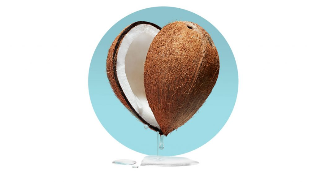 Dry coconut leads to a healthy heart