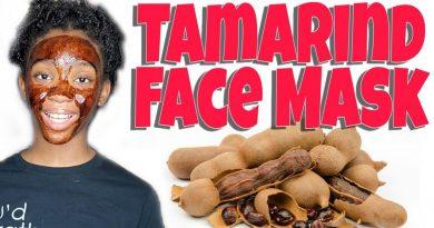 Tamarind Face Mask
