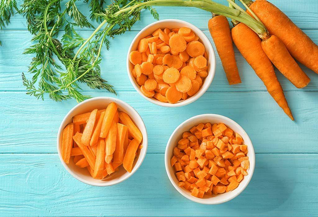 carrot for hair