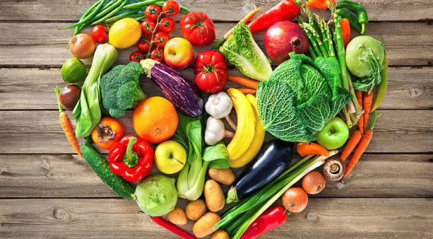 healthy food for good skin