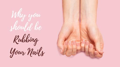 nail rubbing exercise