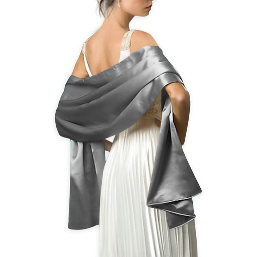 wraps for evening gown