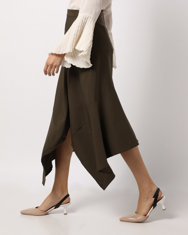 asymmetrical skirts