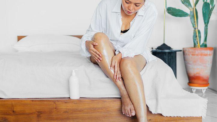 exfoliate legs home remedies