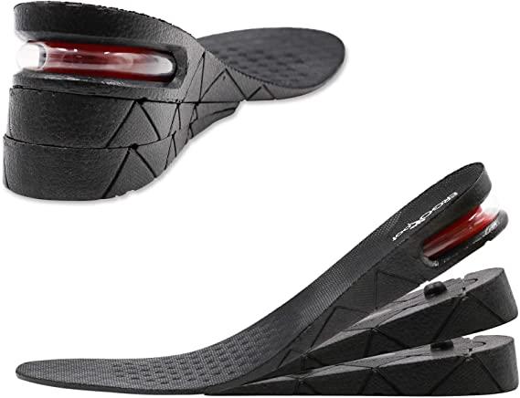shoe hacks to look taller