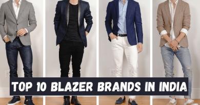 Blazer Brands in India