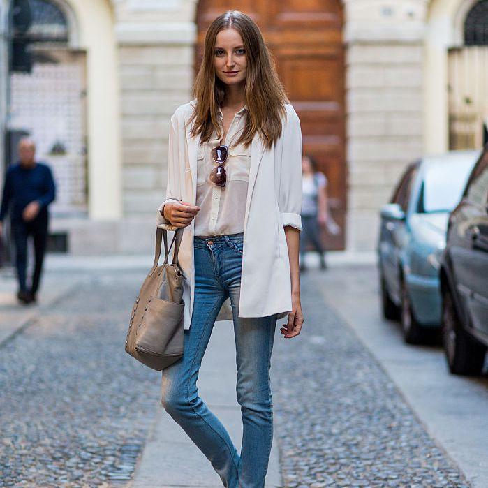 Formal Wear with Jeans - blazer with jeans