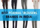 best formal trousers brands in india