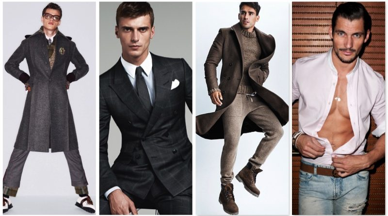 how to pose like a male model