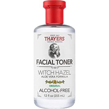 micellar water vs witch hazel