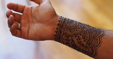 6 Latest Groom Mehndi Design 2021