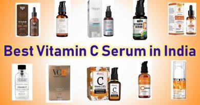 vitamin c serum brands in india