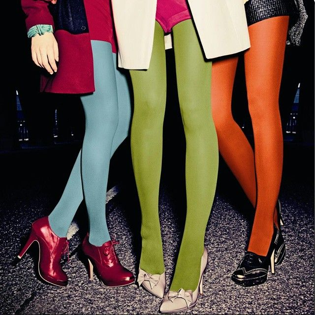 when to wear tights