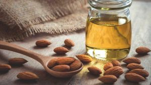 oil mix for natural hair- almond oil