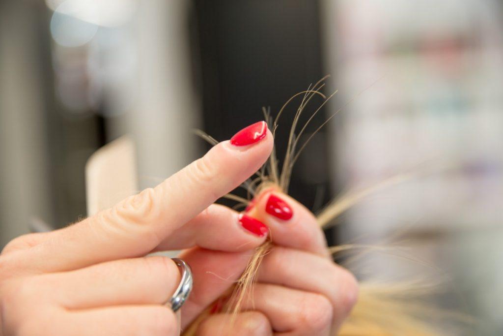 braids prevent split ends