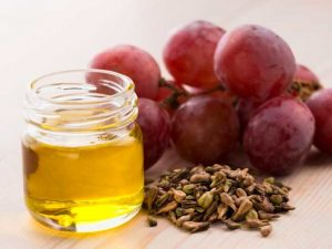 oil mix for natural hair- grapeseed oil