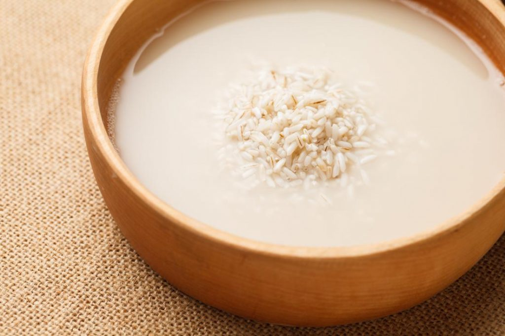 side effects of rice water on hair