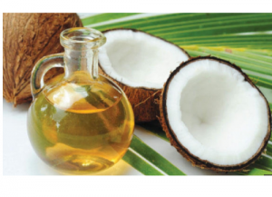 oil mix for natural hair- coconut oil
