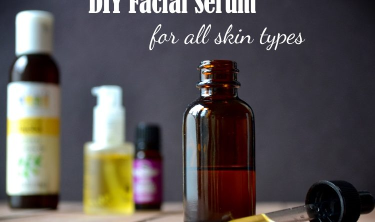 how to make face serum at home