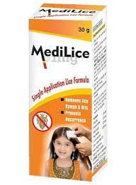 lice shampoo india