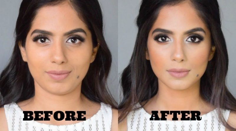 How To Make Face Look Thinner