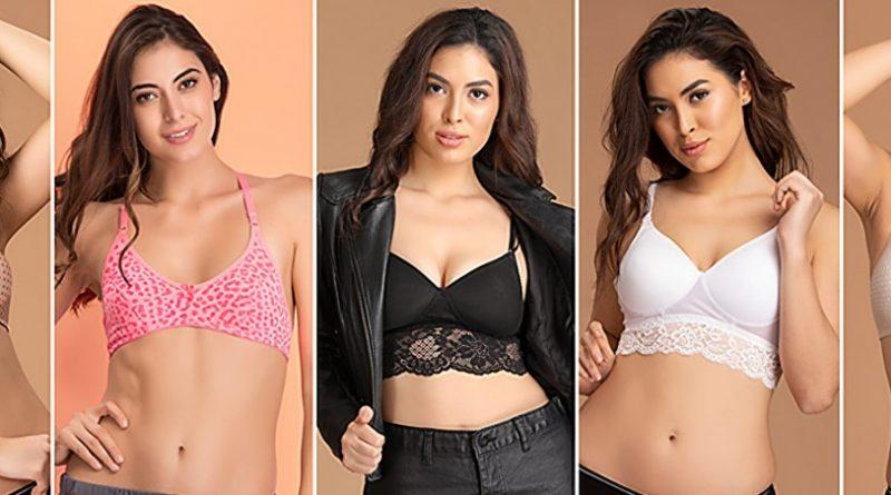 types of bra