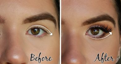 How To Lift Up Downturned Eyes